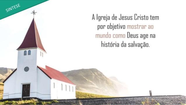 proposito igreja