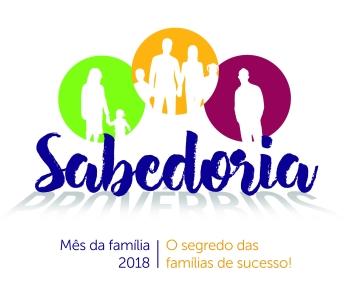 Logo campanha família